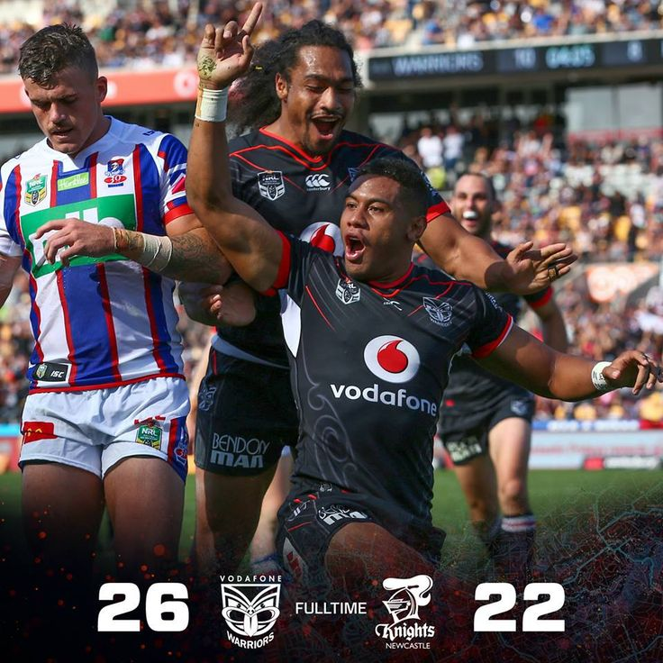 A win at home to start the season ✅ #WarriorNation —.