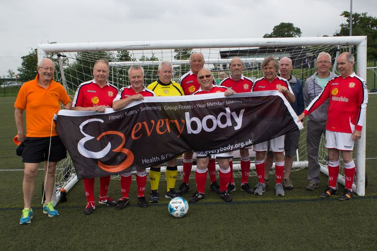Everybody's Walking Football Group at Nantwich's Barony Sports Complex was recently asked to represent Crewe Alexandra FC in the first National walking football event! READ MORE http://www.everybody.org.uk/everybodys-walking-football-stars/
