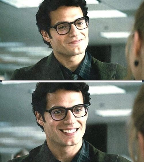 Henry Cavill = Adorkable Superman ❤️