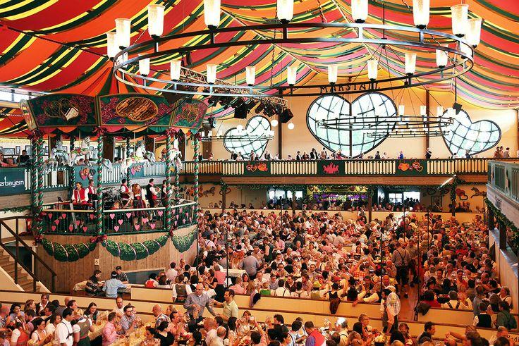 Munich Oktoberfest beer festival expert tips