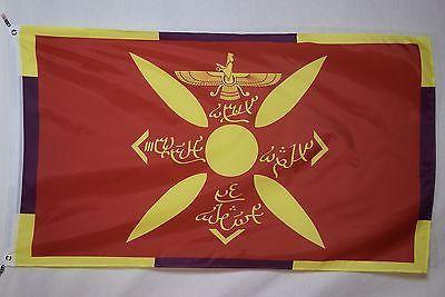 Sasanian Empire Sassanian Sasanid Sassanid or Neo-Persian Historical Flag 3x5