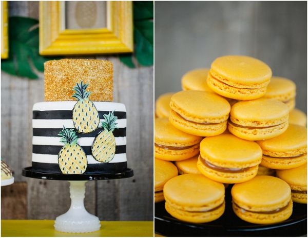 46 Best Images About Pineapple Theme Party On Pinterest