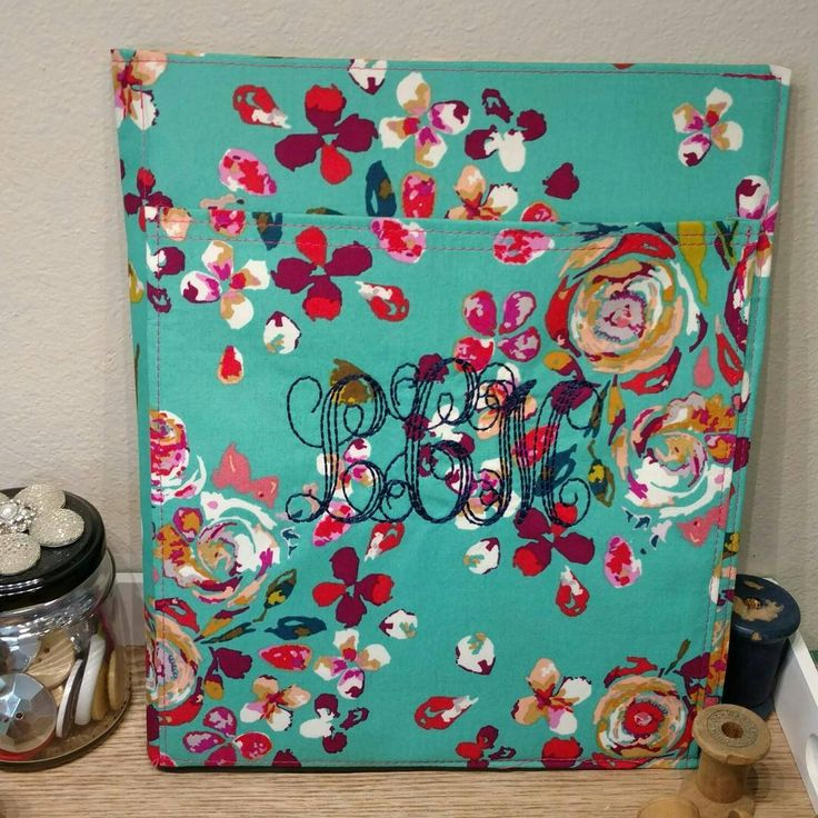 Boho floral folder, JW service organizer, Teal boho fabric folder, Optional monogram, JW meeting organizer, Service organizer, JW service by SarahDoesCrafts on Etsy https://www.etsy.com/listing/514902358/boho-floral-folder-jw-service-organizer