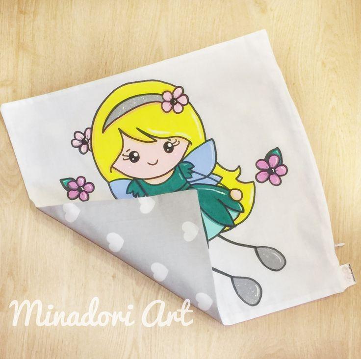 Pillow. Fairy