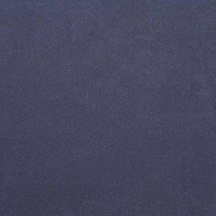 Warwick Fabrics : MACROSUEDE HG, Colour NAVY^