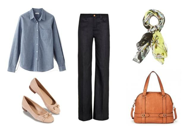 Trouser jeans are a great style for women who want to look sophisticated in jeans. Learn about this chic jean style, including how a trouser jean fits your body, how to style trouser jeans for the office and casual and dressy occasions, and what denim brands offer trouser jeans.