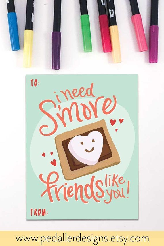 Ditch The Cheesy Boxed Kids Cards This Valentines Day And Send Your