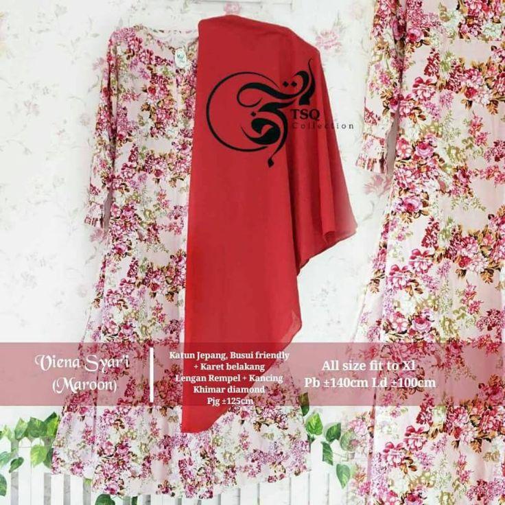 Produk Terbaru: Baju Gamis Katun Jepang Viena Syar'i - https://www.bajugamisku.com/baju-gamis-katun-jepang-viena-syari