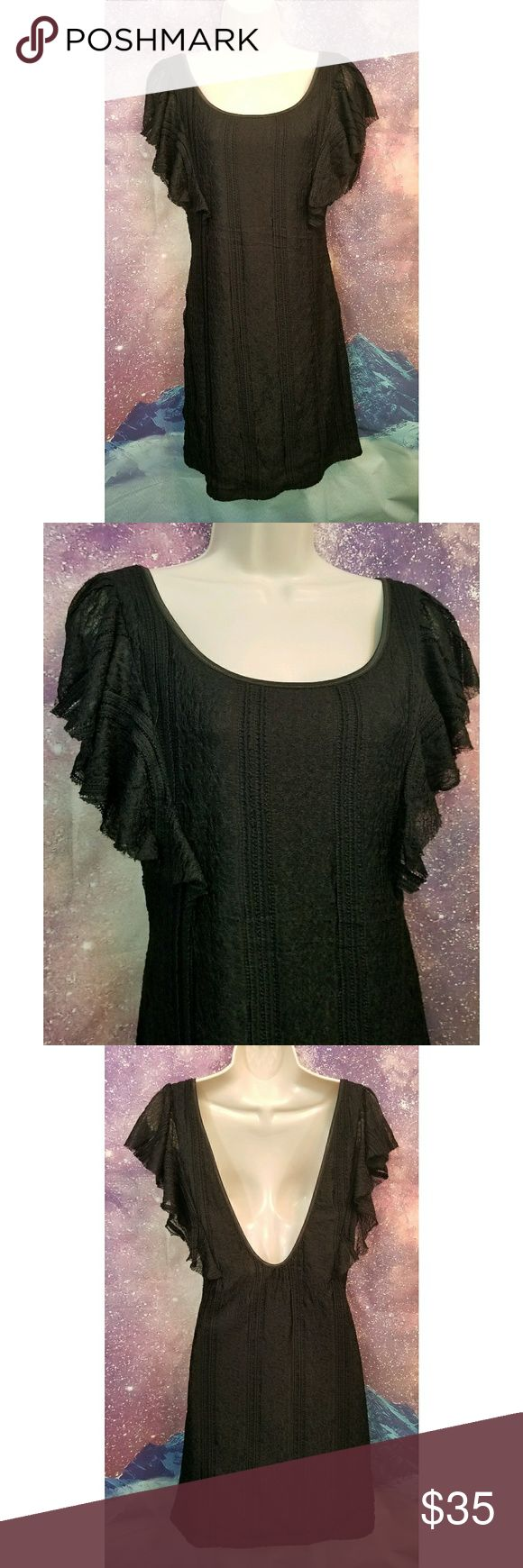 Little Black Lace Dress Gianni Bini NWT $50 Gianni Bini Dress Gianni Bini Dresses Mini