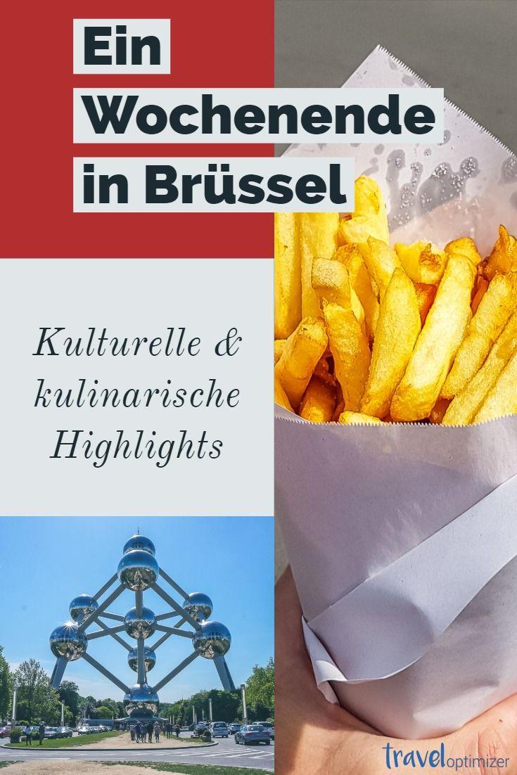 Brussel Belgien Stadtetrip Sehenswurdigkeiten Mit Karte Tipps