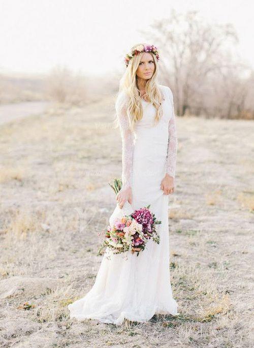 ... mit Spitze, Spitzen-Hochzeitskleider und Hochzeitskleider