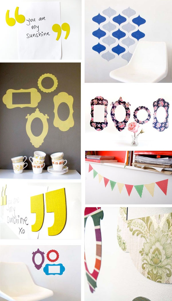 Best Cling On Decals Images On Pinterest Window Decals - How to put a decal on my wall