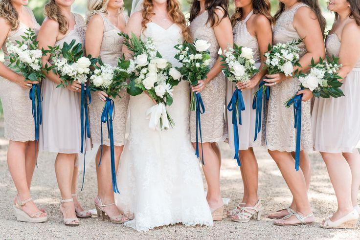 Short Beige Lace Bridesmaid Dresses: 1000+ Ideas About Taupe Bridesmaid On Pinterest