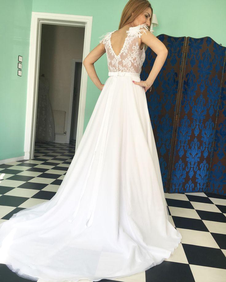 More fittings Renata Marmara Haute COUTURE  #bridalcouture #weddingdress #bridalcouture #wedding #bride #bridetobe #hautecouture #wedding #weddinginspiration #handmade #nifi  #nifiko