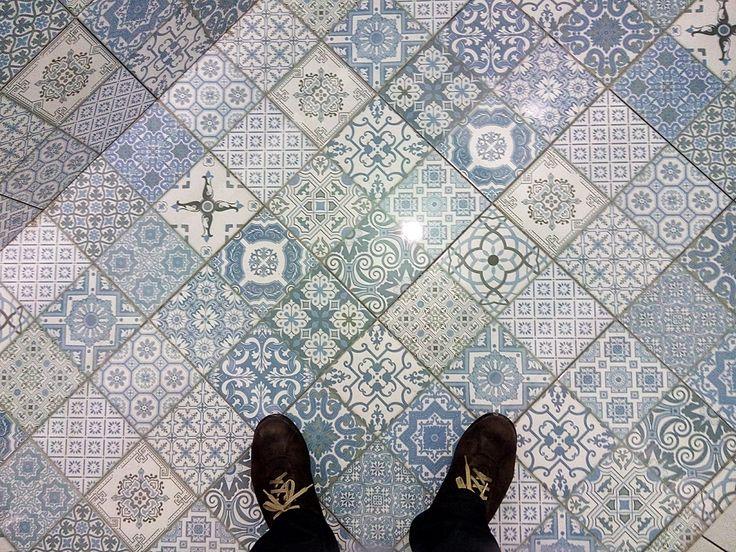 ALMERA CERAMICA / PATCHWORK / PATCHWORK BLUE