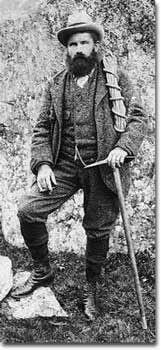 #TalDíaComoHoy 14 enero de 1897, Matthias Zurbriggen realiza la primera ascensión al monte Aconcagua. ¡Buenos días!