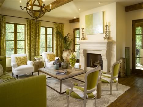 A Tuscan Living Room Tuscan Home Interior Design
