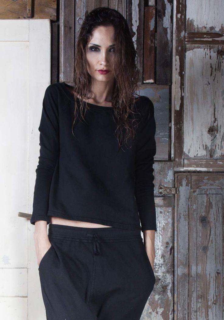 L.A. SAINTS WOMAN PRE-FALL 2013 #lasaints #fashion #collection #fallwinter #fashionweek #losangeles #tshirt #jersey #clothing #womenswear
