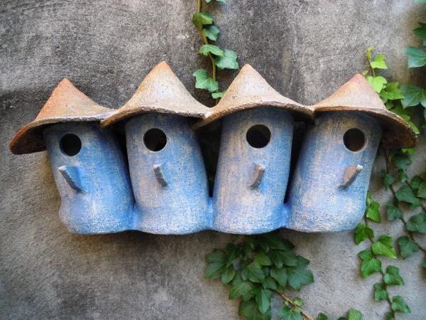 Vogelhuisje nr.245. €.240.-
