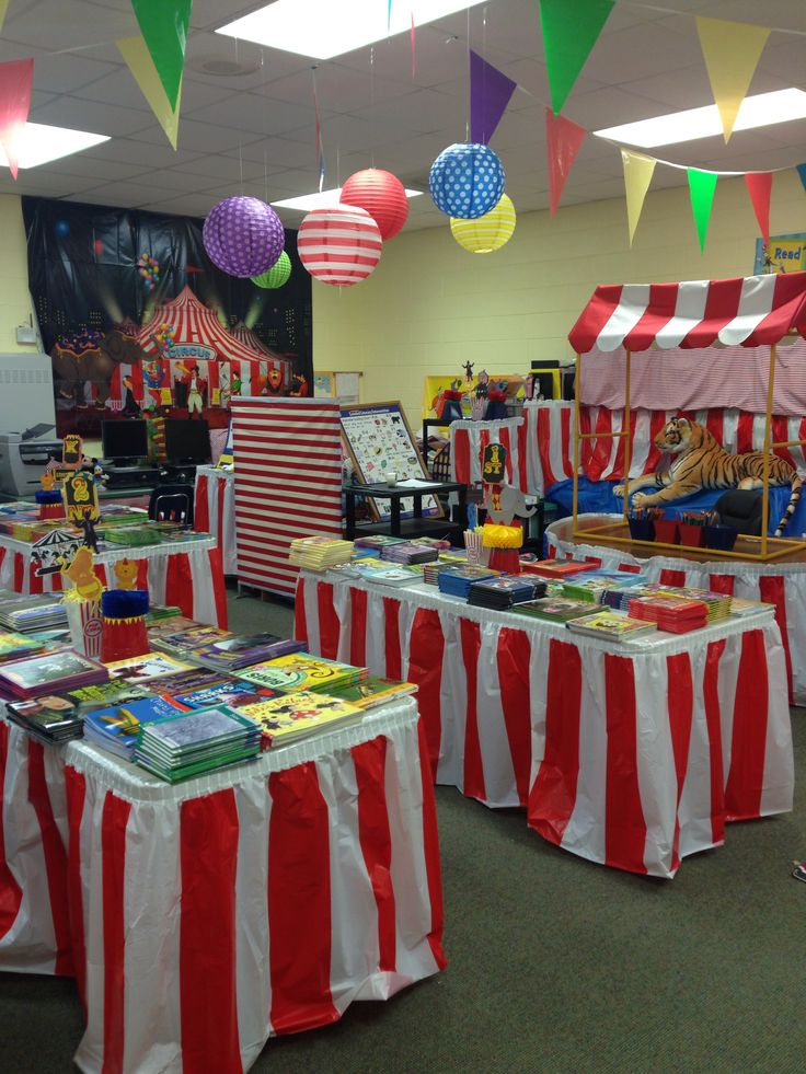 Classroom Decoration Ideas For Party ~ Best images about mmc carnival circus theme on