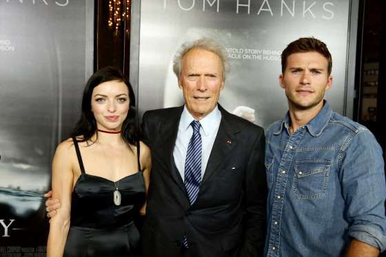 "© Steve Cohn/Invision for Warner Bros./AP Images    CLINT EASTWOOD  The famed actor and filmmaker has acted with his son, Scott (R), in ""Gran Torino"" (2008). His daughter Francesca (L) stars in the reality series ""Mrs. Eastwood & Company"" (2012).  Other children: Kathryn, Kyle, Alison, Morgan and Kimber Lynn"