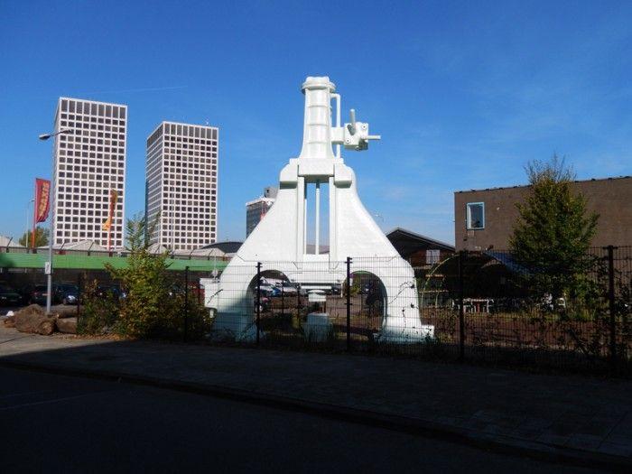 Rotterdam Stadshavens Vierhavens on Dafne.com
