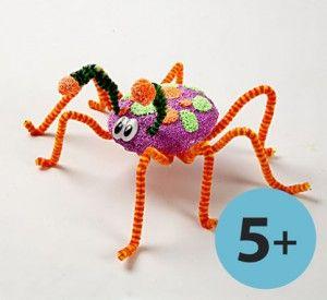 Idee 11 - Grappige insecten