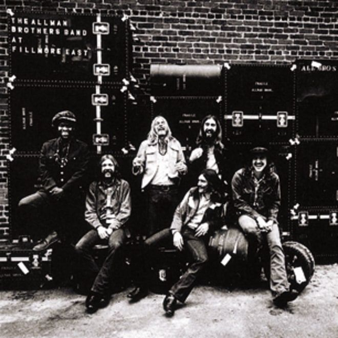 49. The Allman Brothers Band, 'At Fillmore East'  -