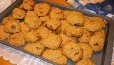 Biscuits à la citrouille, pépites de chocolat et avoine Recettes du Qc Super bons! avec caroube et canneberges fraîches