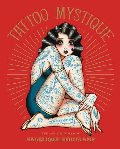 Tattoo Mystique: The Art of Angelique Houtkamp