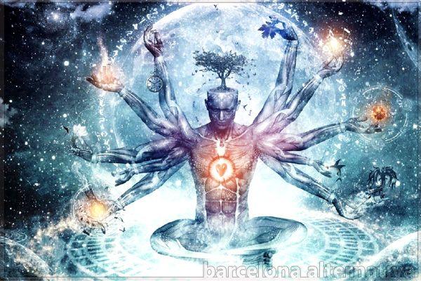 El hábito de pensar y de sentir y de actuar que conocemos como la tercera dimensión está desapareciendo. Todos están pasando...
