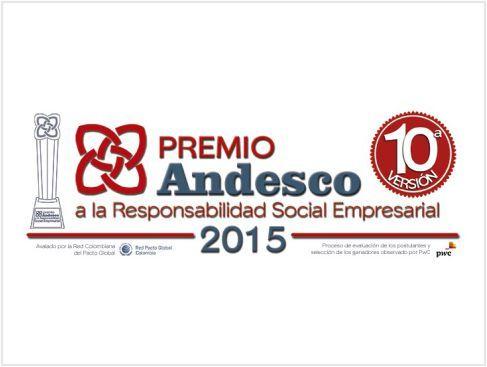 CONALVIAS CONSTRUCCIONES S.A.S. participó en la 10° versión 2015 del premio a la Responsabilidad Social Empresarial que promueve La Asociación Nacional de Empresas de Servicios Públicos y Comunicaciones ANDESCO, cuya premiación se dio en el marco del 17 Congreso Andesco de Servicios Públicos, Comunicaciones, TIC y TV, realizado en el Centro de Convenciones Cartagena de Indias del 24 al 26 de junio.