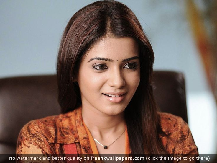 Samantha Ruth Prabhu Actress Wallpaper
