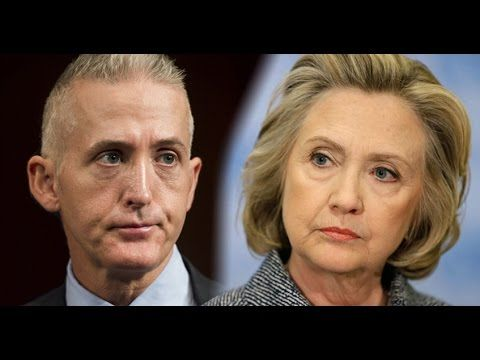 Trey Gowdy's Missing Investigators Found Possible Search Warrant Served