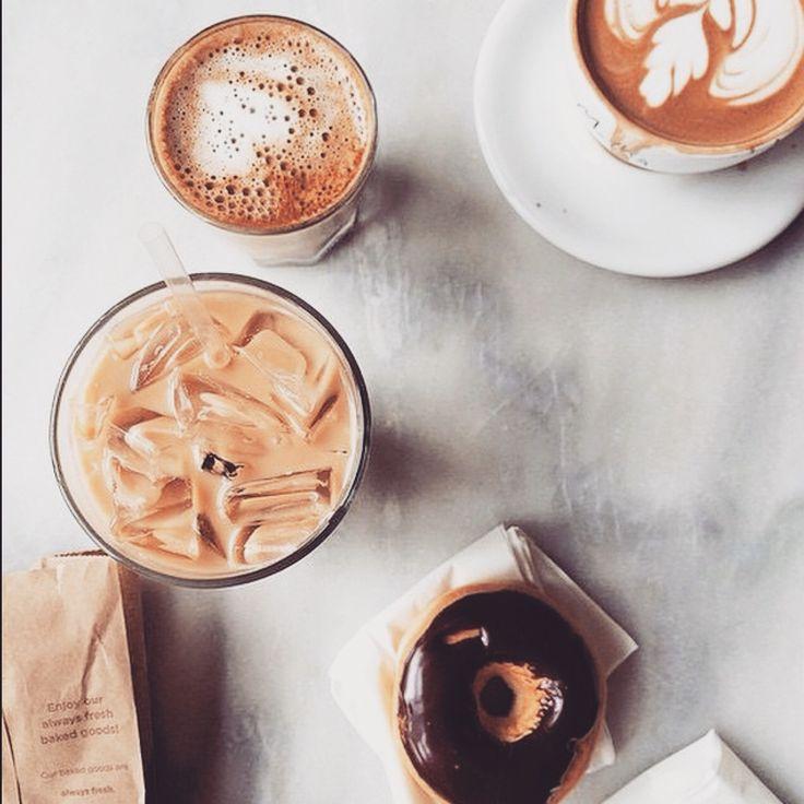 #morning #coffee #cappuccino #icedcappuccino #yum #love #bangkokcity