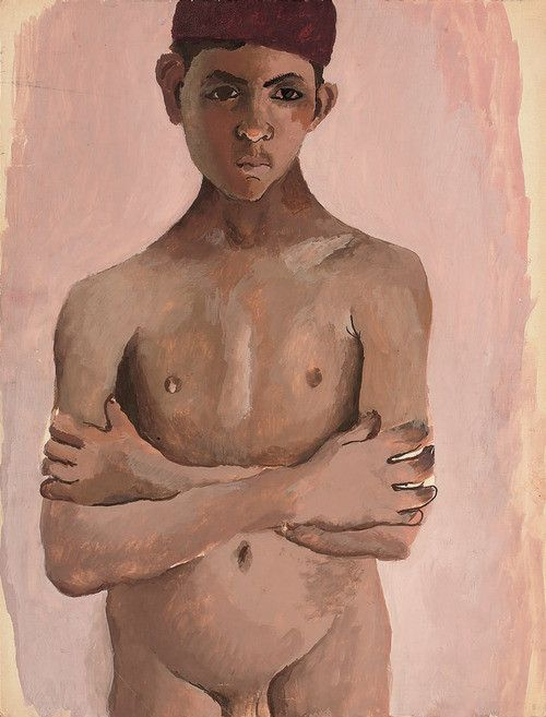 Tunisian boy, Pavel Tchelitchev, 1930 | Pavel Tchelitchev ...: https://www.pinterest.com/pin/406449935092364497/