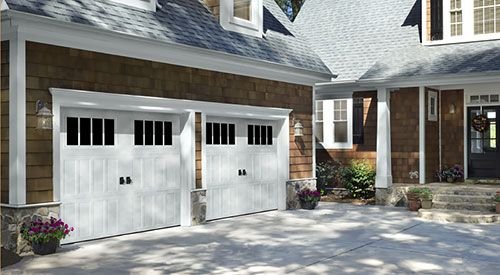 1000 Ideas About Carriage Style Garage Doors On Pinterest