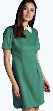 Womens sea green dress from boohoo.com - £15 at ClothingByColour.com