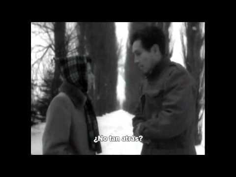 """""""El idiota"""" (1951). Dir. Akira Kurosawa. Basada en """"El idiota"""" de Fyodor Dostoievsky (1821-1881). Puedes encontrar el libro en http://absysnet.bbtk.ull.es/cgi-bin/abnetopac?TITN=177122"""