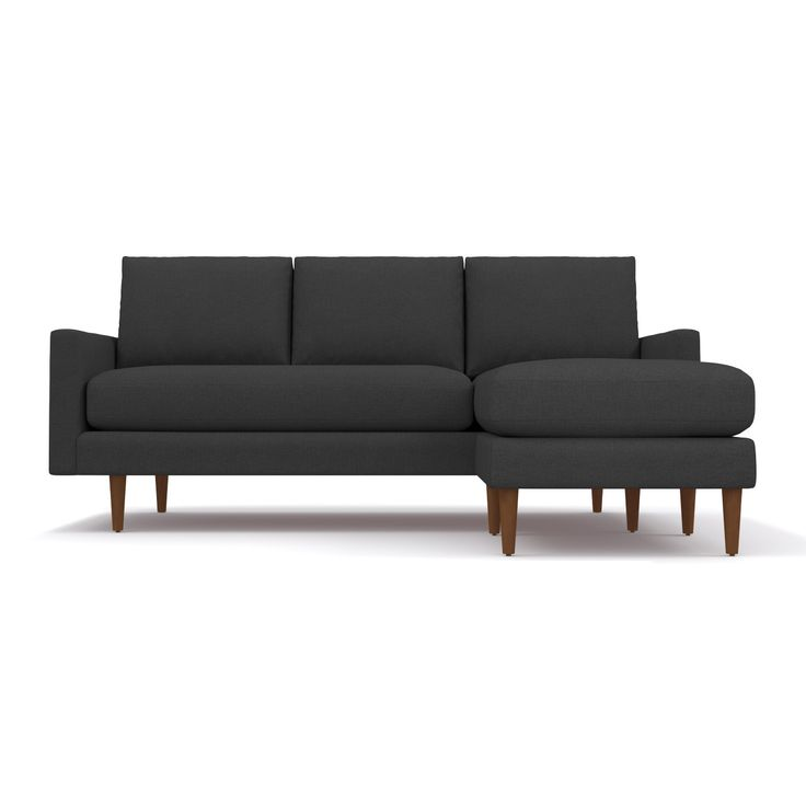 Part of the Kyle Schuneman collection, the Scott is unapologetic modern design. Thin arms and a straight silhouette keep it looking like modern art (without the