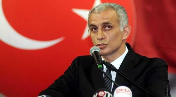 İbrahim Hacıosmanoğlu'na 2 yıl hapis istemi
