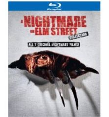 A Nightmare On Elm Street 7-Film Blu-Ray Collection Only $25.99!