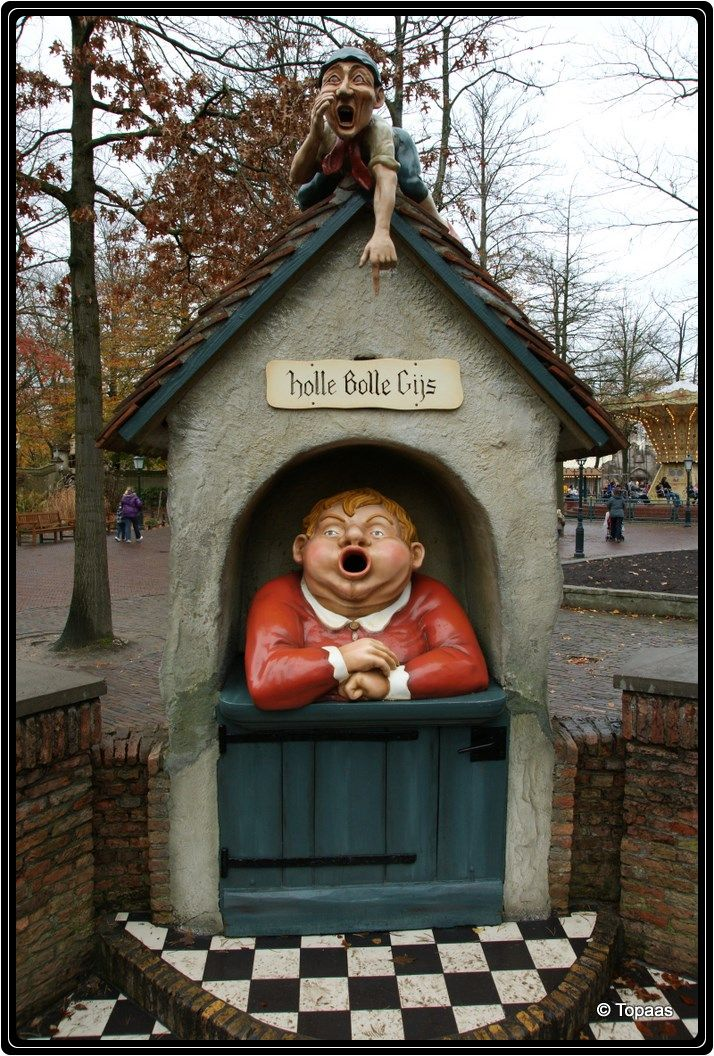 holle bolle gijs in de efteling/ sprookjespark holland