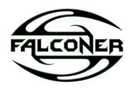 Falconer band logo