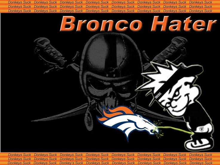The Broncos Suck