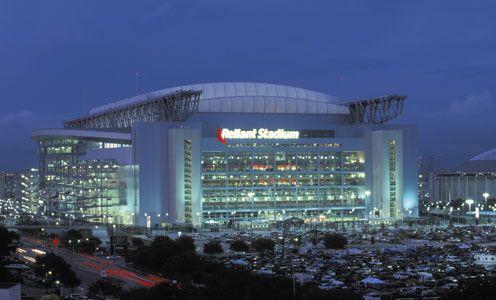 Reliant Stadium, Houston, TX