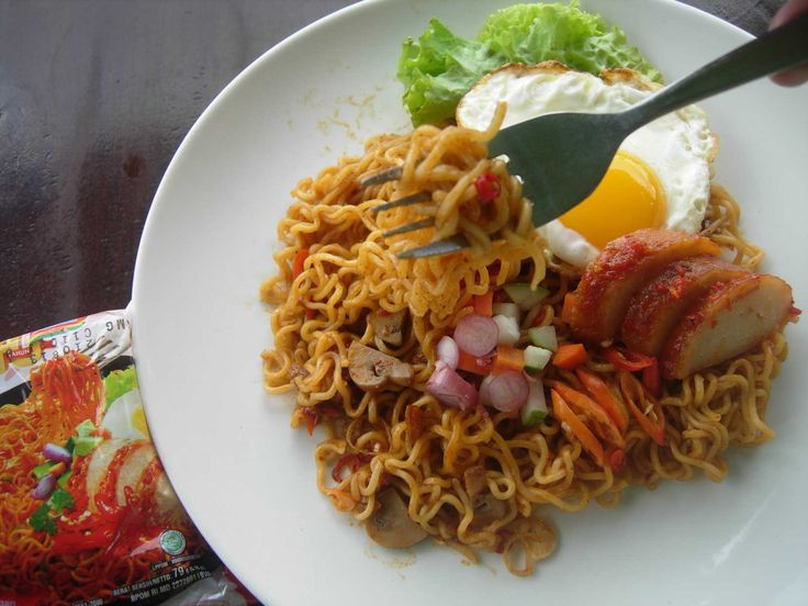 Improving Indomie Goreng Taste