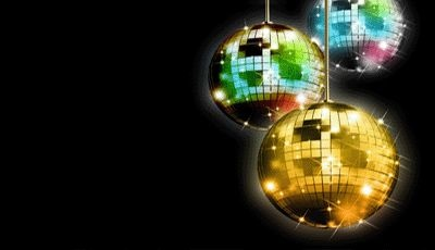 80's discoball
