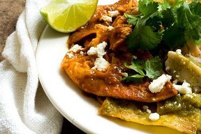 #chilaquiles, #tomatillo, #chicken: Ancho Tomatillo Salsa, Chilaquiles Rojos, Mexicans Food, Homesick Texans, Tomatillo Sauces, Sauces Recipes, Verde Ancho, Verd Ancho, Salsa Recipes
