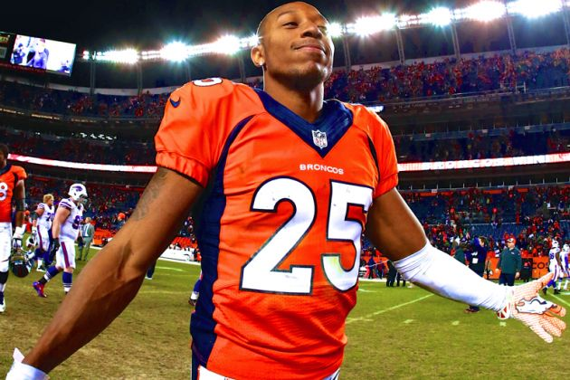 The Spirit of the Broncos: Pitbull Defender Chris Harris Jr. Can't Be Held Down